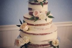 original wedding cake Saskatoon