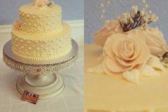 fine detail wedding cake saskatoon