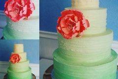 flower wedding cake Saskatoon (1)