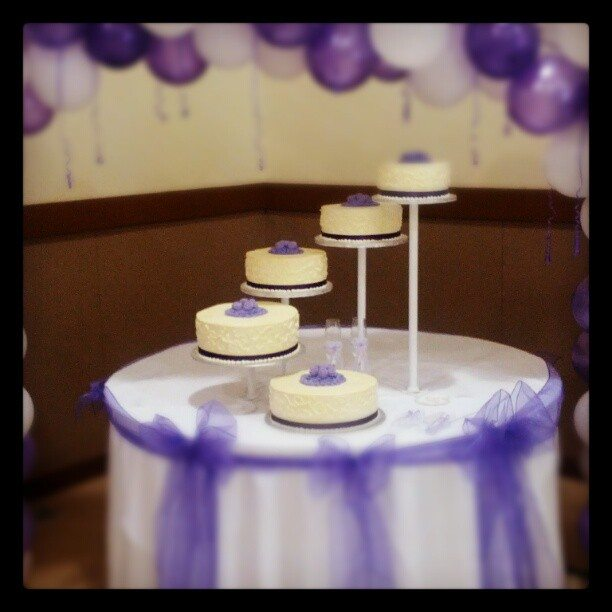 wedding cake Saskatoon