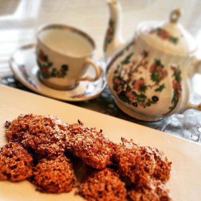 Cookies and tea Saskatoon